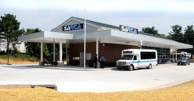 SARTA Belden Village Transit Center