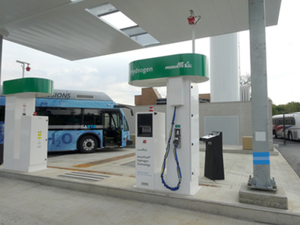 SARTA is working to reduce greenhouse gases and our carbon footprint with the use of CNG and Hydrogen Fuel Cell Buses.